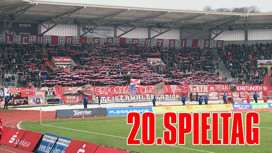 20.Spieltag - Germania Halberstadt (H)