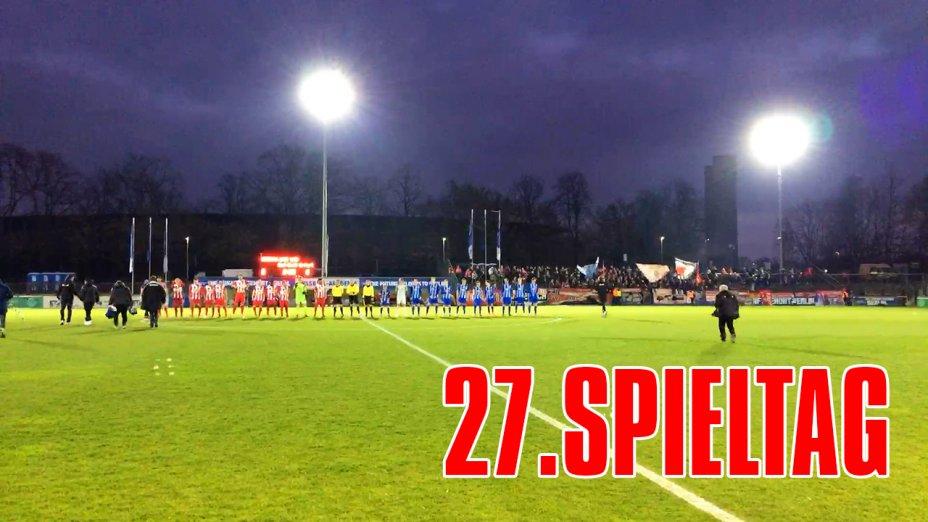 27.Spieltag - Hertha BSC II (A)