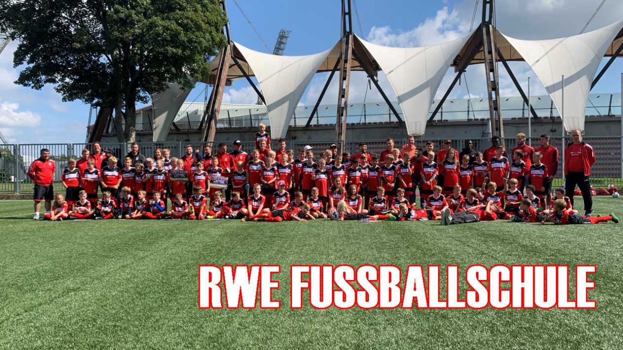 Die RWE Fußballschule