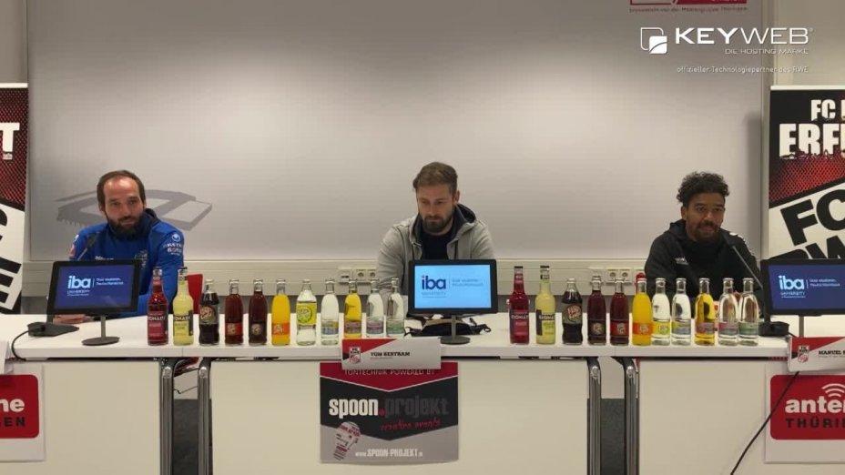 6.Spieltag - Pressekonferenz