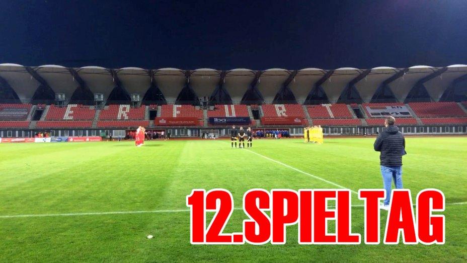 12.Spieltag - Bischofswerdaer FV 08