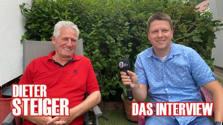 Dieter Steiger - Das Interview