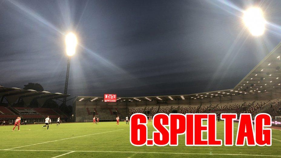 6.Spieltag - ZFC Meuselwitz (H)