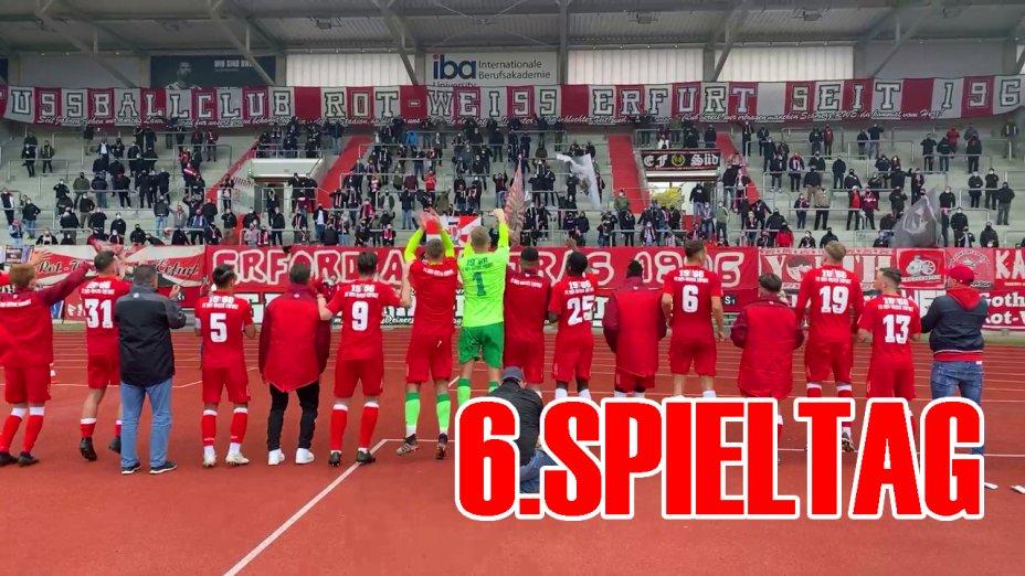 6.Spieltag - FC An der Fahner Höhe (H)