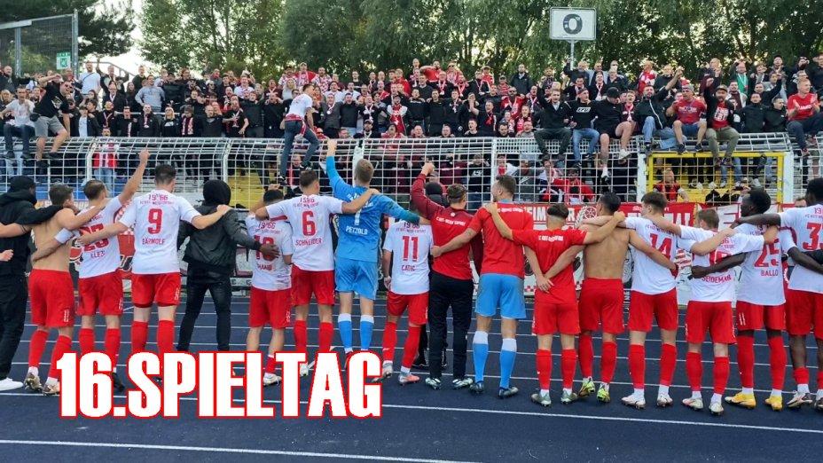 16.Spieltag - FC Carl Zeiss Jena (A)